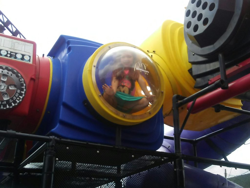 mcdonalds play place