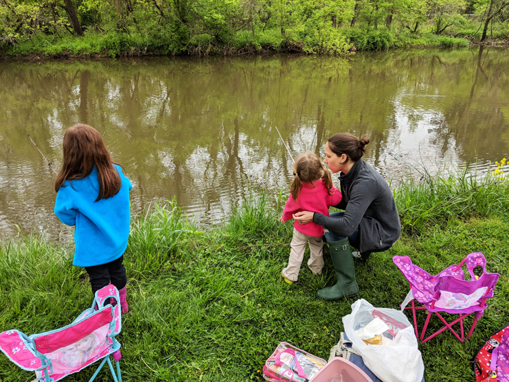 Fishing Contest in Montgomery County, Berks, and Bucks