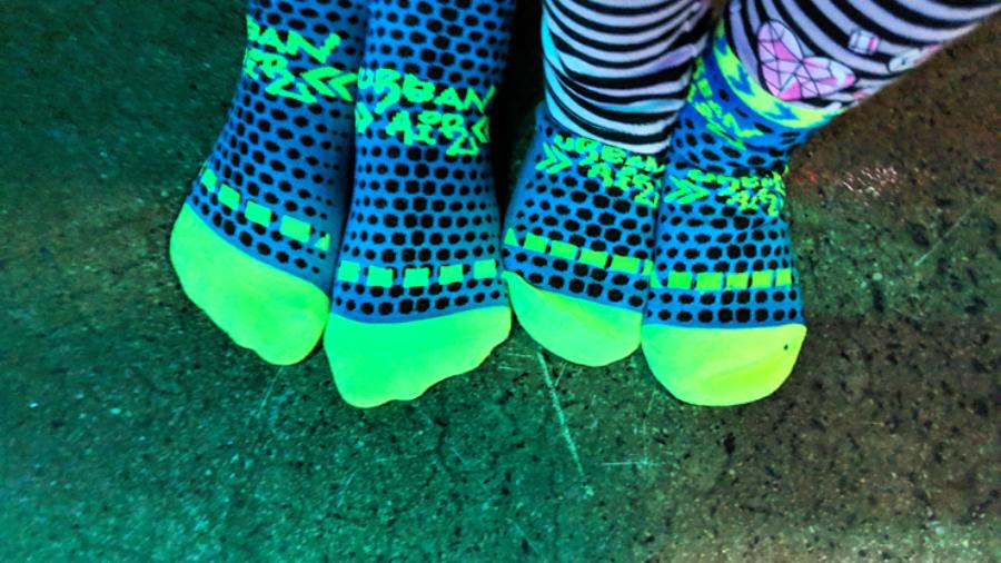 Urban Air Socks