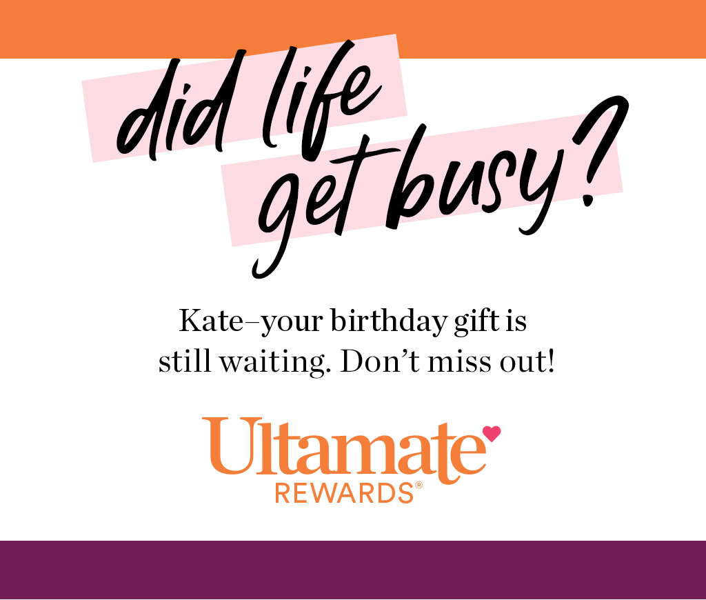 Ulta Birthday Free Gift