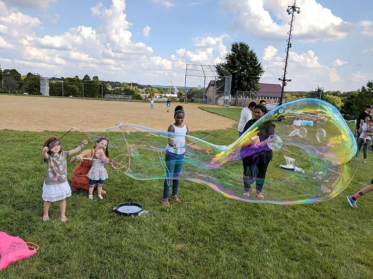 Bubble Fest Tips - Grandpop Bubbles