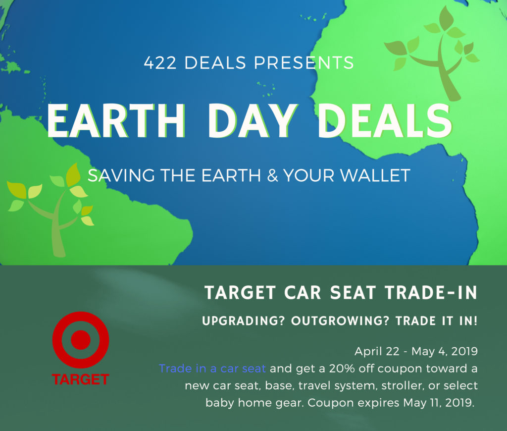 Earth Day Deals and Events in Montgomery & Berks County