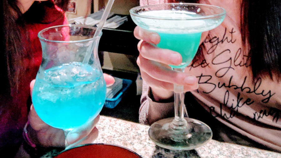 Girls Night Out Drinks