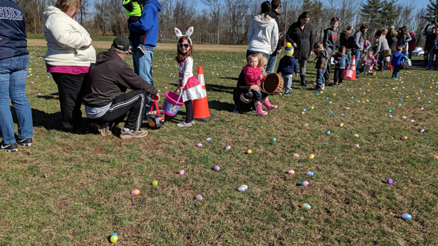 Local Easter Egg Hunts