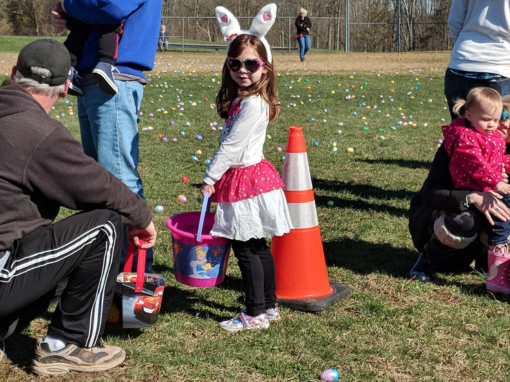 Local Easter Egg Hunts Near Me