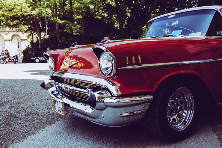Father's Day Car Shows